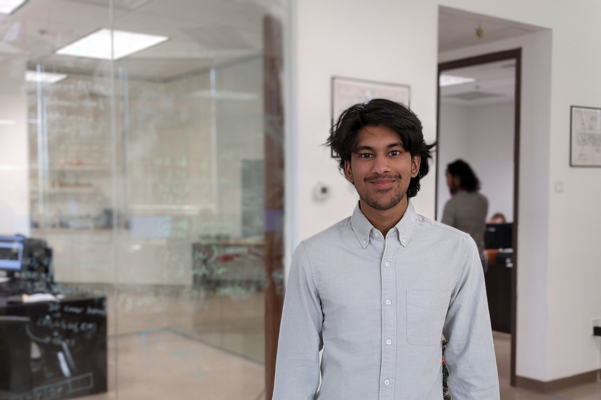Aarin Shah - Junior Developer