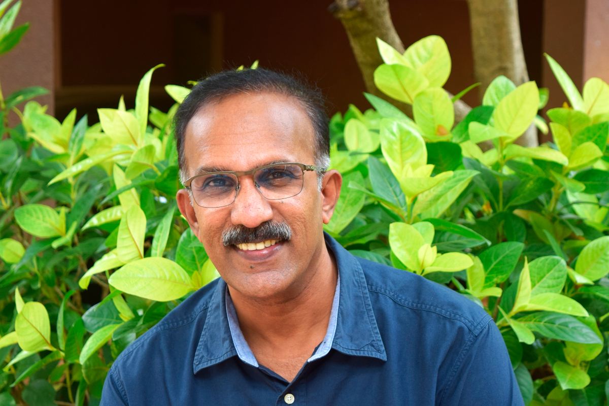 P K Muraleedharan - Director of Operations - India